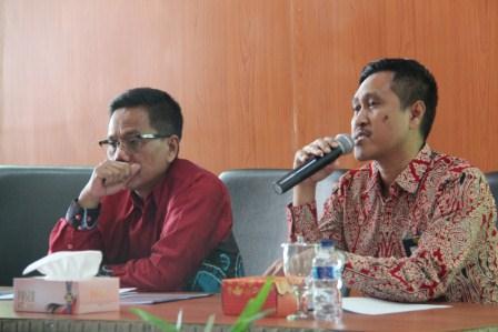 Kunjungan Kepala Kantor Wilayah DJKN Kalimantan Selatan dan Tengah Ke KPKNL Palangka Raya