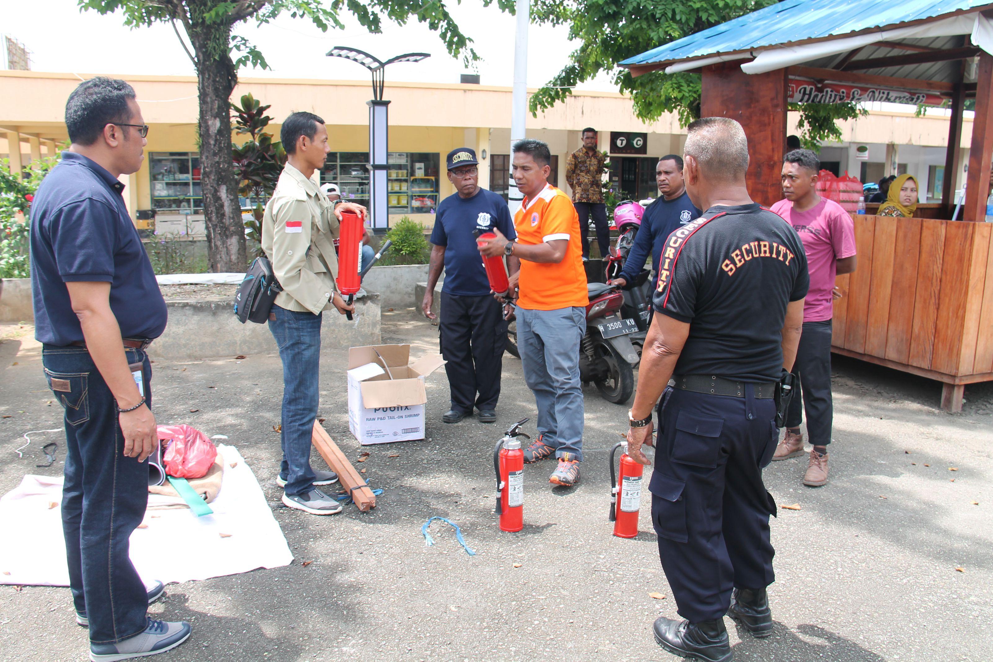 Simulasi dan Pelatihan Kesiapsiagaan Bencana 2019 Wilayah Jayapura
