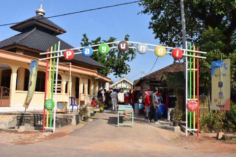 PAYUNGI, Pasar Instagramable Kota Metro