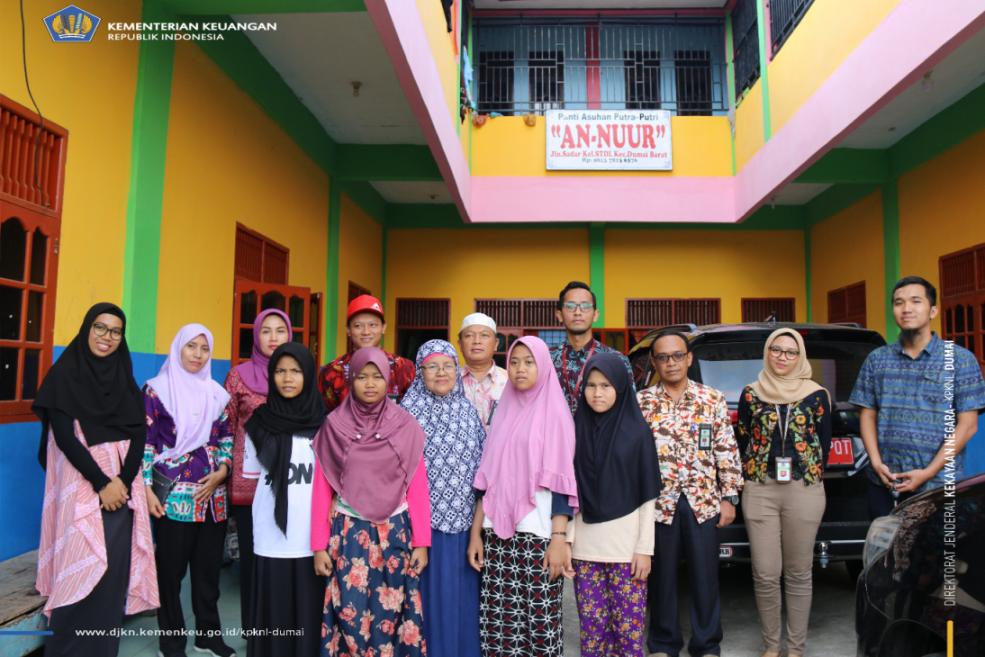 Kegiatan Bulan Ramadhan 1440 H / 2019 M di KPKNL Dumai