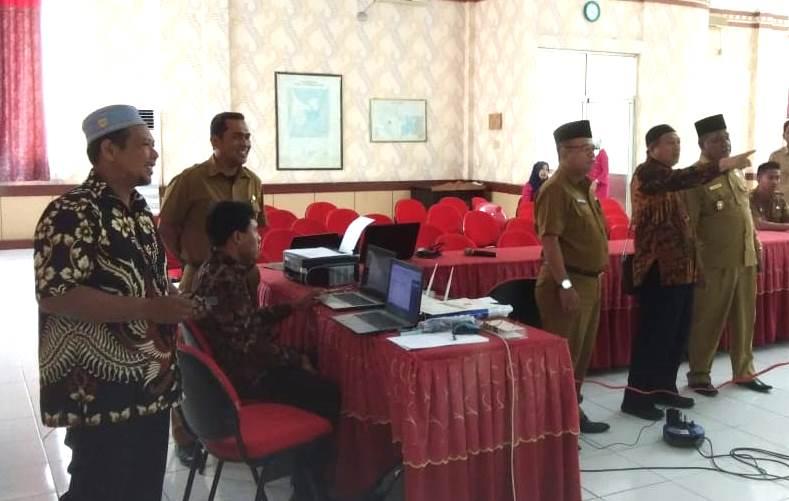 KPKNL Dumai laksanakan Lelang Pemkab Rohil dan Kemenag Rohil
