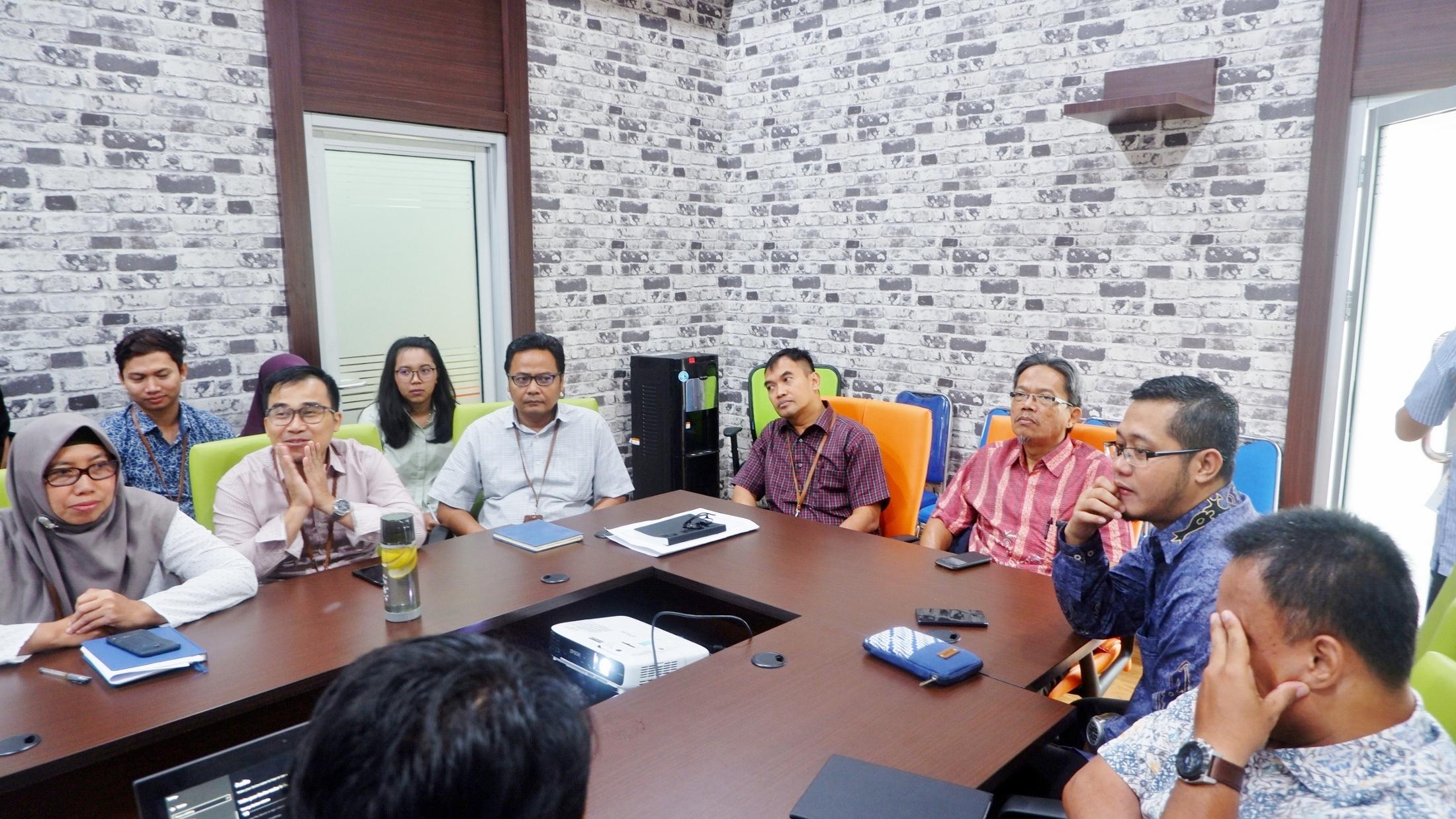 Kunjungan Kerja Kepala Kanwil DJKN Kalimantan Timur dan Utara  Dalam Rangka Kantor Pelayanan Terbaik 2019