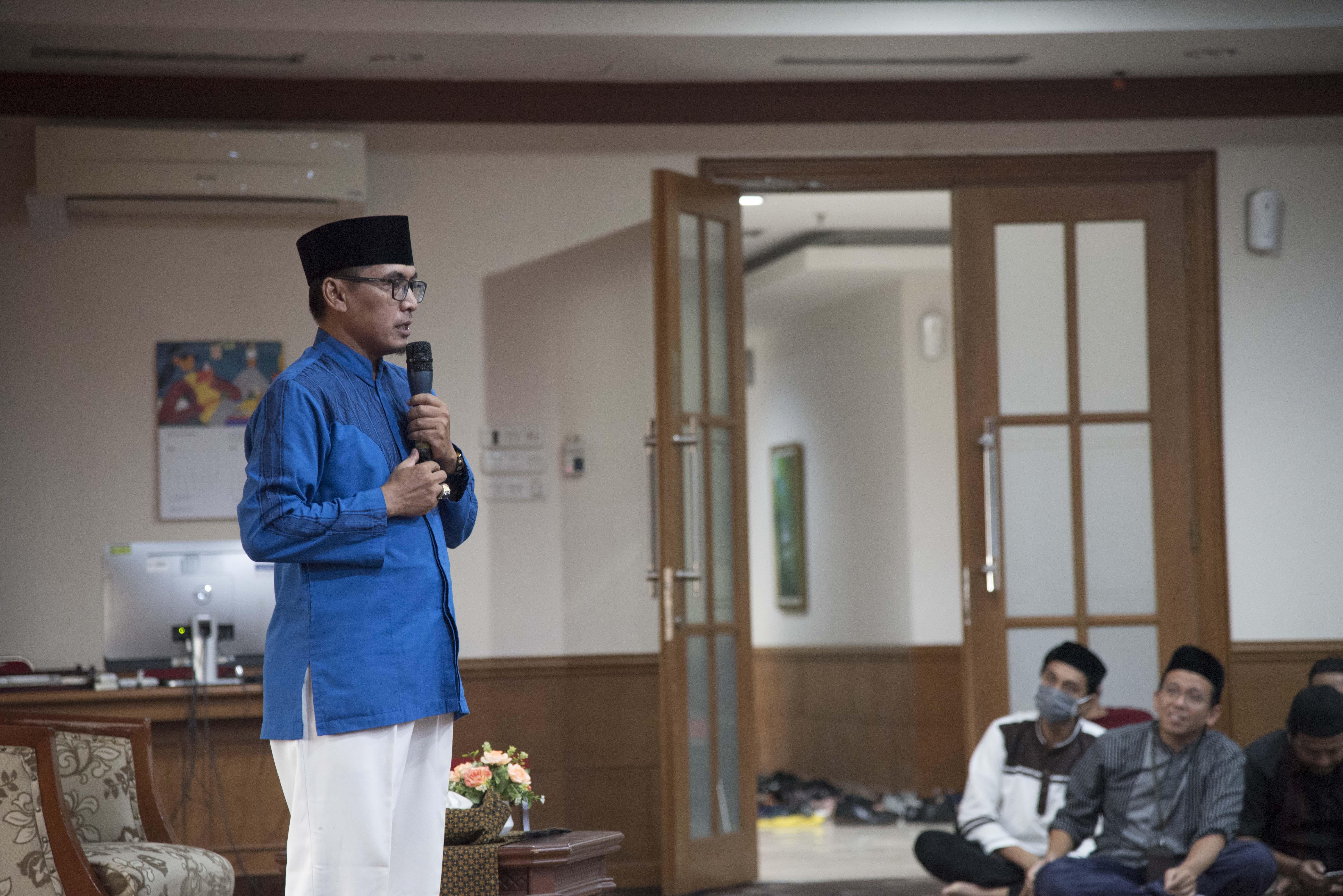 """Bulan Ramadhan, Belajar dan Berlatih dalam """"Pelatnas Keimanan"""""""
