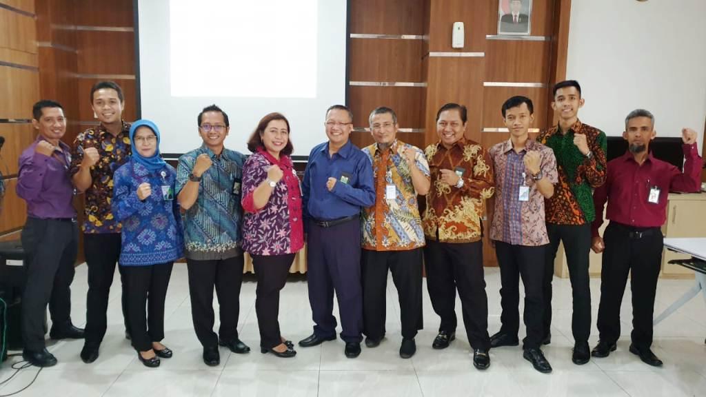 Rapat Koordinasi Monitoring dan Evaluasi Penyelesaian Piutang Negara
