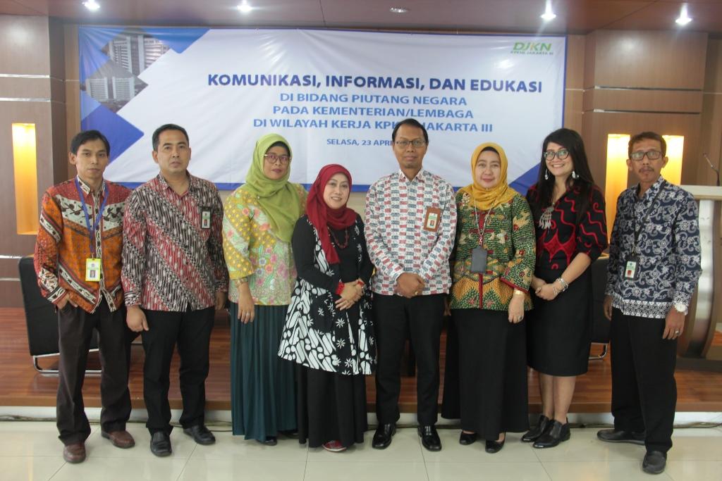Tingkatkan Pengurusan Piutang Negara dengan Edukasi Kementerian/Lembaga