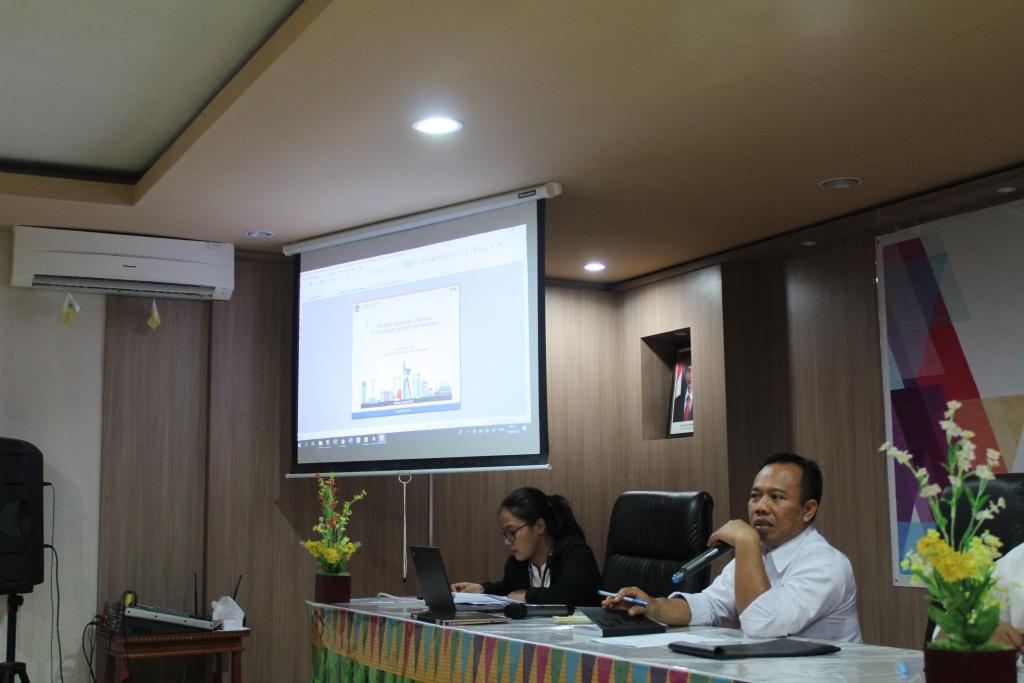Demi Kinerja Lebih Baik, KPKNL Bima Sosialisasikan MOFIN (Ministry of Finance Organizational Fitnes Index)