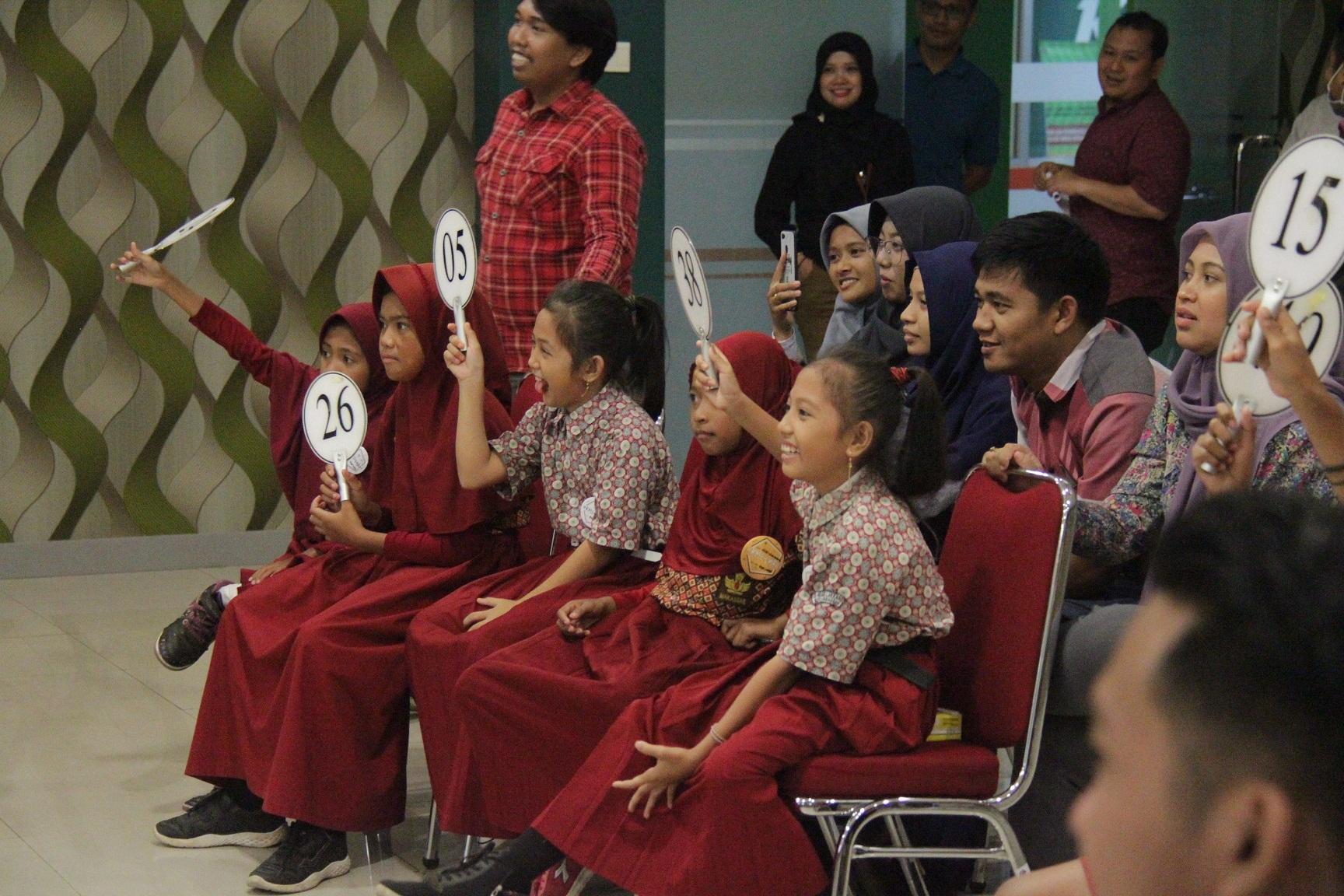 KPKNL Makassar Kenalkan Lelang Sejak Dini