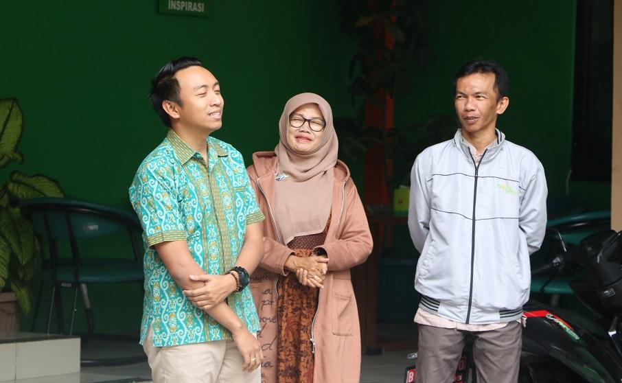 KPKNL Bukittinggi Jadikan Galang Semangat Pagi sebagai Salah Satu Media Keterbukaan Informasi bagi Para Pegawai