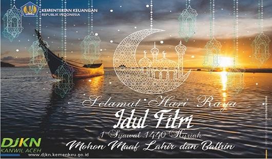 Hari Raya Idul Fitri 1440 Hijriah