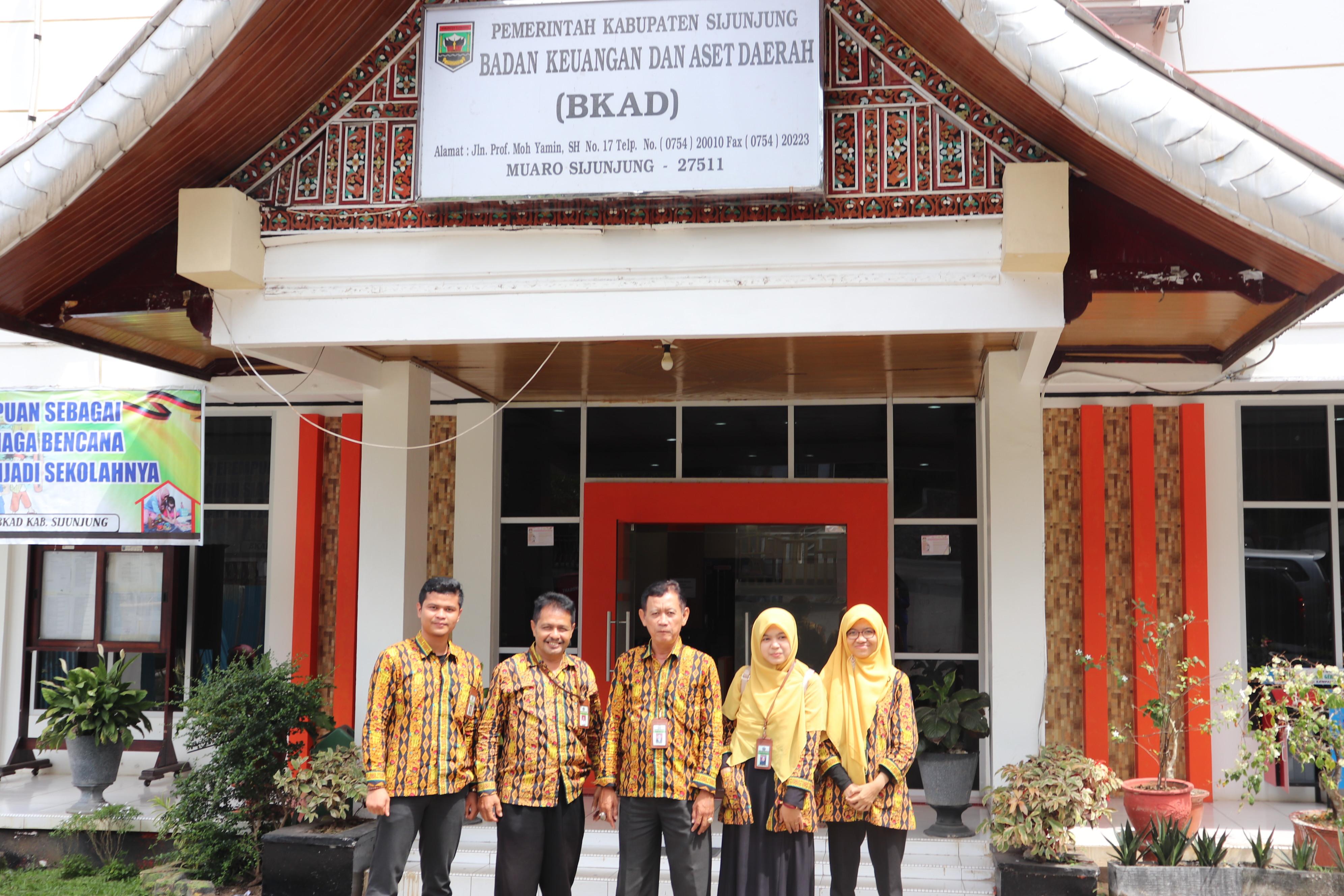 Optimalisasi pengelolaan BMD, Pemkab Sijunjung laksanakan Lelang melalui KPKNL Padang