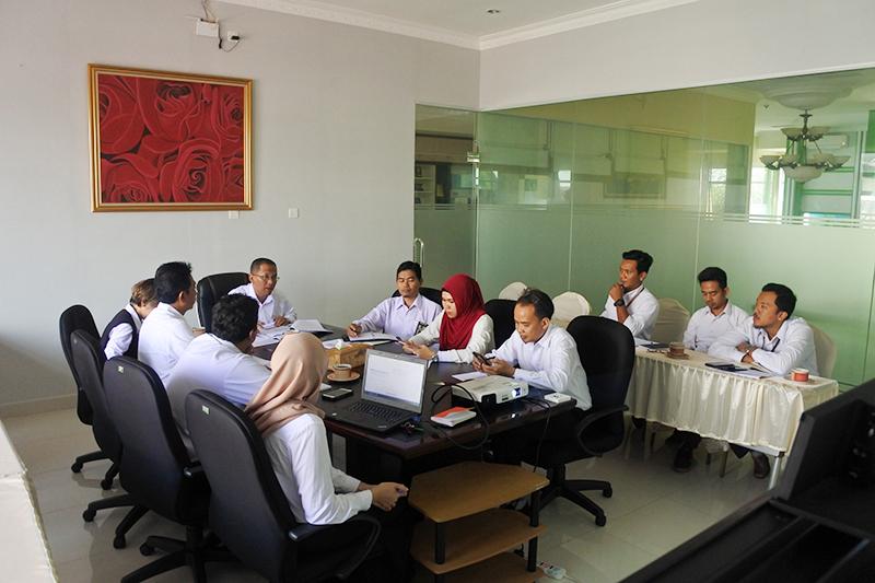 Optimis tatap Semester II 2019, KPKNL Batam mengawali dengan Rapat DKO.