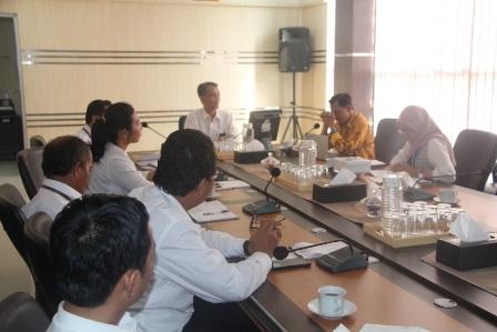 Kunjungan Tim Penilai Kantor Pelayanan Terbaik (KPT) Kementerian Keuangan ke KPKNL Tangerang I