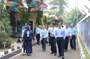 Kunjungan Kerja Kepala Kantor Wilayah DJKN Banten