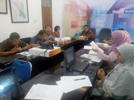 Reviu Kinerja Triwulan II Tahun 2019, KPKNL Bogor Laksanakan Rapat DKO