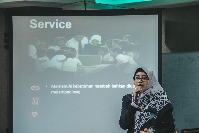 KPKNL Balikpapan Undang BSM Balikpapan demi Berguru Service Excellence
