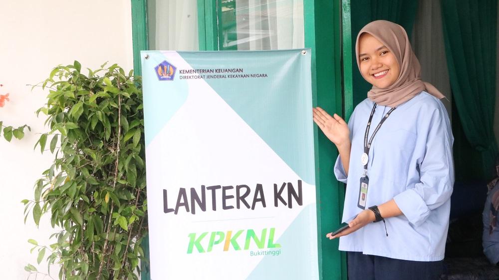 Lantera KN Kabupaten Pasaman, KPKNL Bukittinggi : Wujud Pemikiran Public Service ke Daerah
