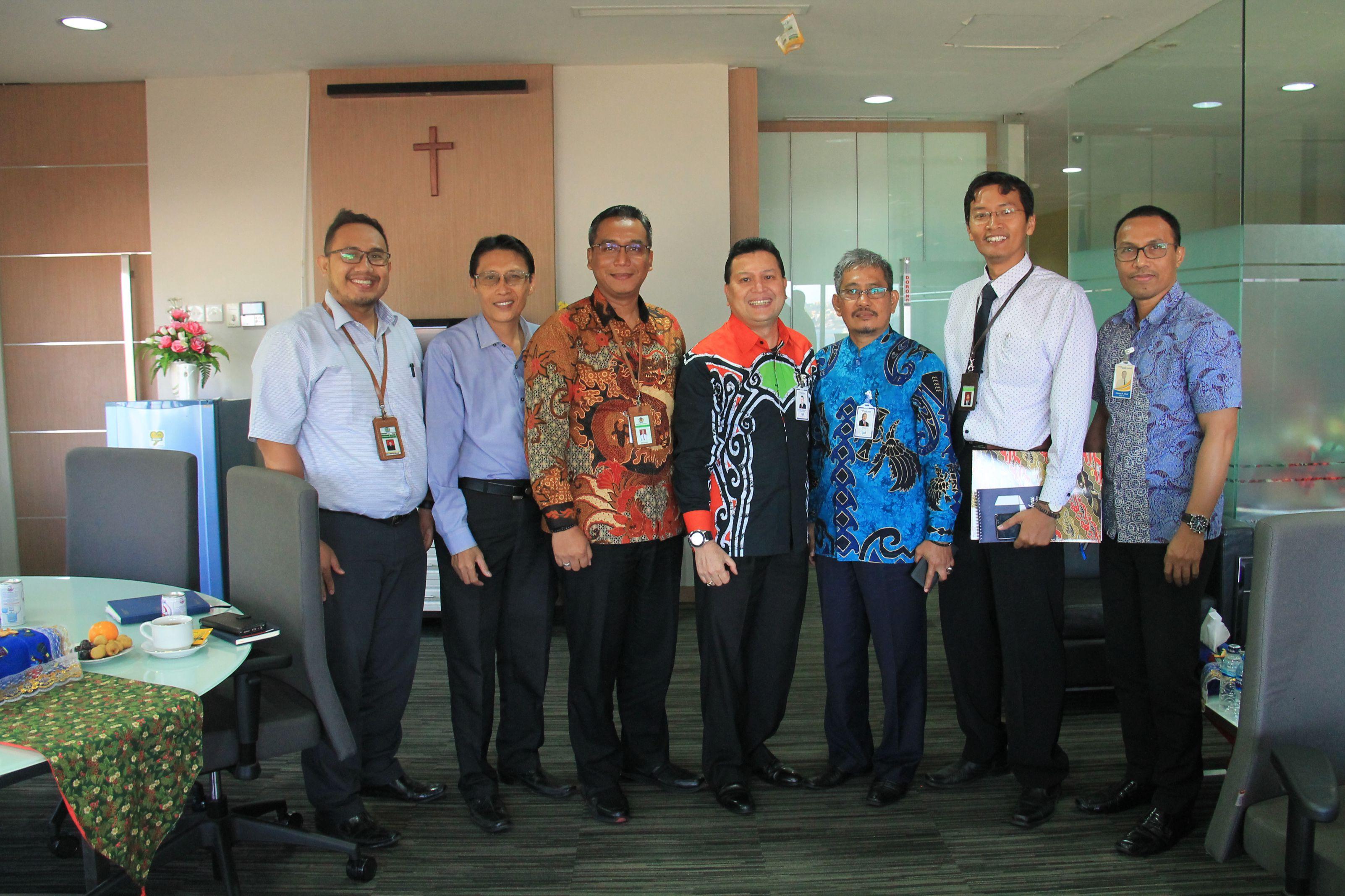 Koordinasi dan Penggalian Potensi Lelang pada PT Pegadaian (Persero) dan Bank Papua