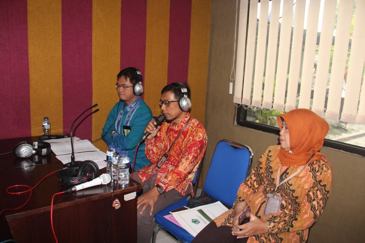 KPKNL Pekalongan Kembali Menjadi Narasumber Dalam Talkshow Pelayanan Publik