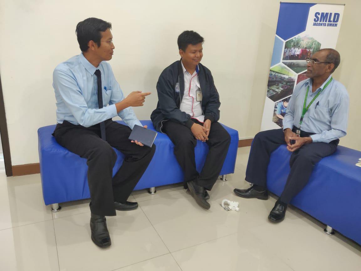 Koordinasi dan Penggalian Potensi lelang pada PT Bank BTN (Persero) Cabang Jayapura