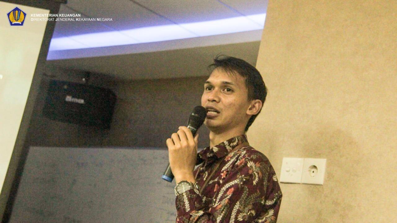 Seksi Kepatuhan Internal Adakan Forum Diskusi Demi Tingkatkan Sinergi