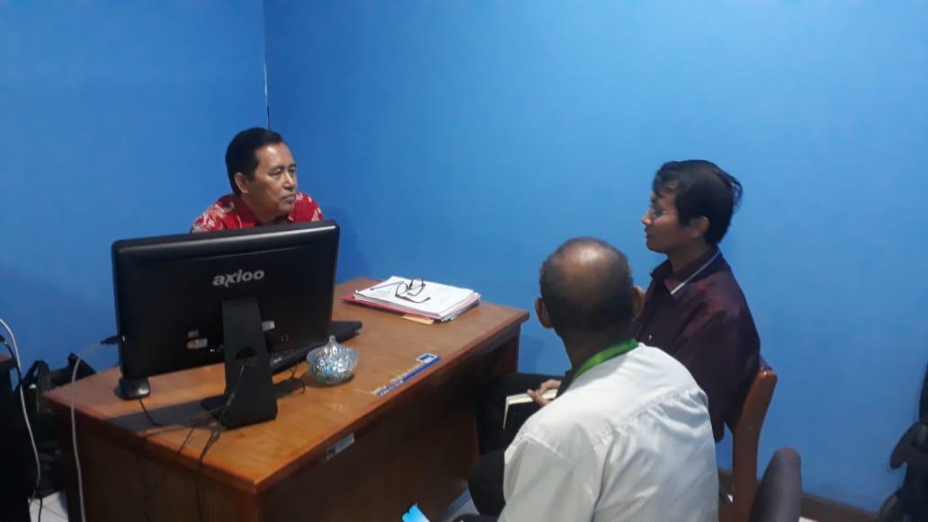 Koordinasi dan Penggalian Potensi Lelang pada LPP Radio Republik Indonesia (RRI) Jayapura