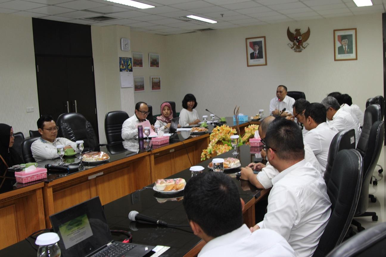 Tim Itjen Kemenkeu Lakukan Entry Meeting, Singgung Imbauan Peningkatan Layanan Publik