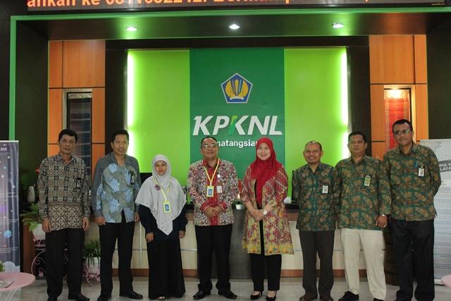 Entry Meeting Survei Hasil Pelaksanaan Reformasi Birokrasi dan Zona Integritas di KPKNL Pematangsiantar