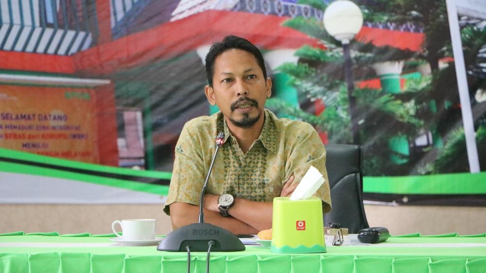 Pembinaan Kanwil DJKN RSK, Kakanwil : Penanaman Pemahaman Pelayanan Masyarakat Harus Semakin Ditingkatkan