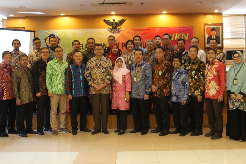 Pelantikan Pejabat Eselon IV Di Lingkungan Kantor Wilayah DJKN Jawa Barat