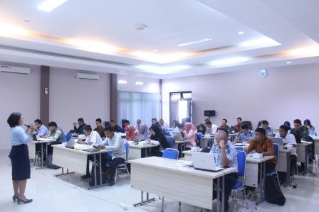 KPKNL Bogor Laksanakan  Bimtek Pengelolaan Kekayaan Negara untuk Operator BMN Pemula