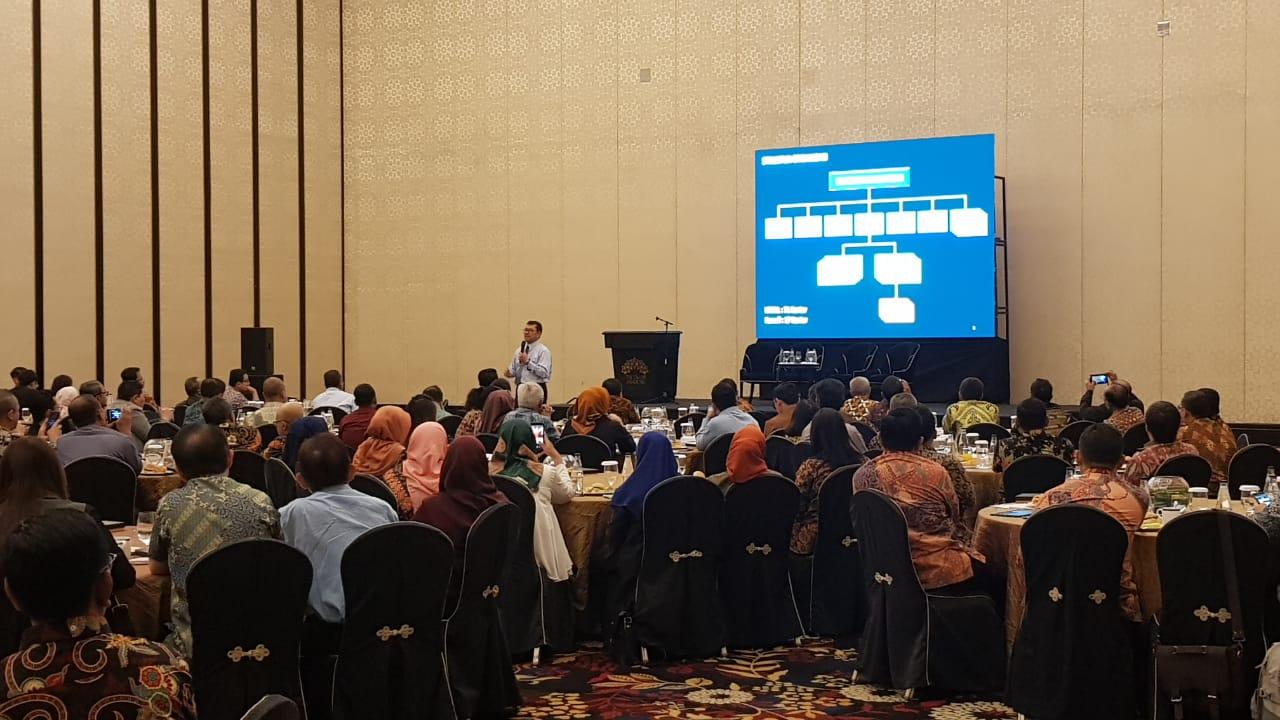 Kanwil DJKN Jawa Barat Gandeng OJK Regional 2 Jawa Barat Mengedukasi Direksi BPR/BPRS Terkait Optimalisasi Lelang Pasal 6 UUHT & Fiducia