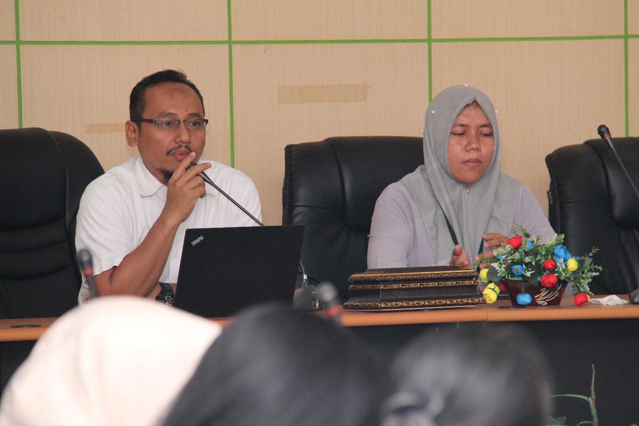 Kanwil DJKN Suluttenggomalut Lakukan Monev Piutang Negara, Kepatuhan Internal, Hukum, dan Informasi pada KPKNL Gorontalo
