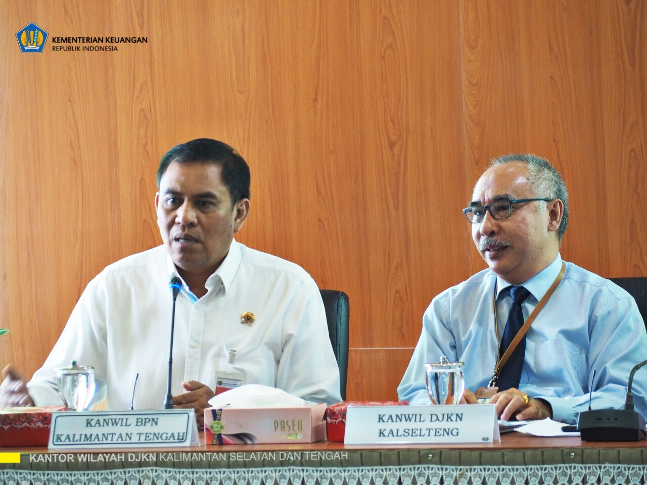 Sinergi DJKN dan BPN dalam Tuntaskan Sertifikasi BMN Berupa Tanah di Kalimantan Tengah