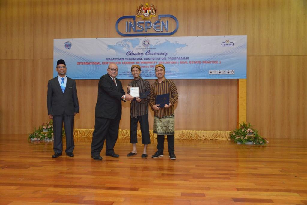 DJKN Sabet 2 Penghargaan Dalam Program MTCP di Malaysia