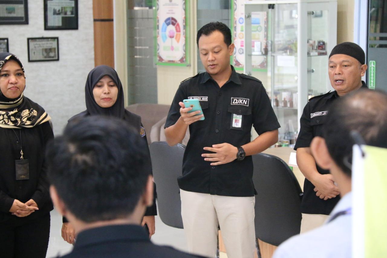 KPKNL Dumai Rutin Laksanakan Morning Call Untuk Ubah Pola Pikir dan Budaya Kerja