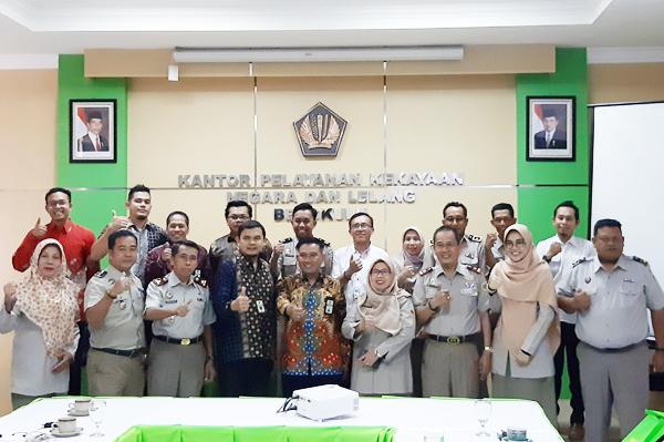 Gelar Rapat Tripartit, DJKN Pastikan Sertifikasi 111 Bidang Tanah di Bengkulu Berjalan dengan Baik