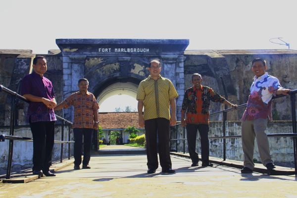 Isa Rachmatarwata, Dirjen Kekayaan Negara Pertama yang Berkunjung ke Bengkulu