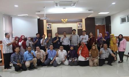 Pelatihan dan Pemahaman SMARt Modul APT Online di Lingkungan Kanwil DJKN Banten