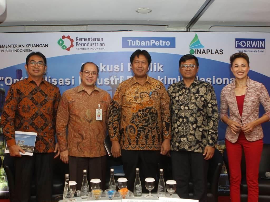 Konversi Utang TubanPetro Dongkrak Industri Petrokimia Nasional