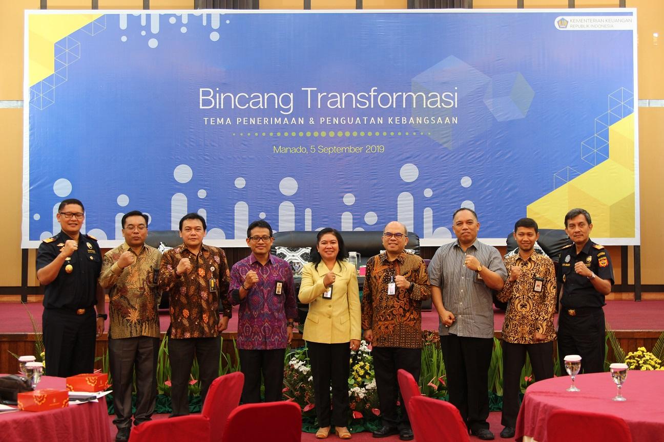 Bincang Transformasi: Hadapi Tantangan Global dengan Transformasi Digital