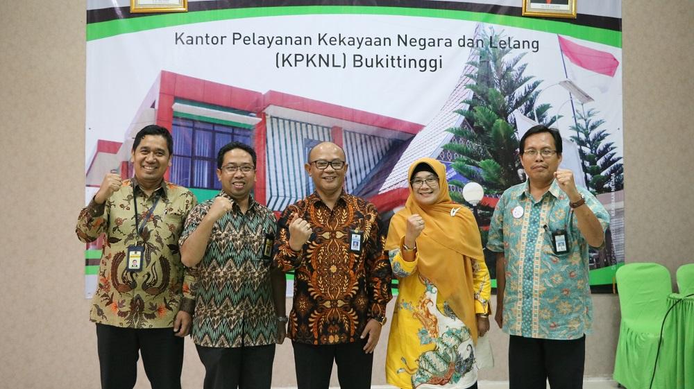 Persiapan Hari Oeang ke 73, Kepala Perwakilan Kementerian Keuangan Provinsi Sumatera Barat  Dukung dan Apresiasi akan Persiapannya