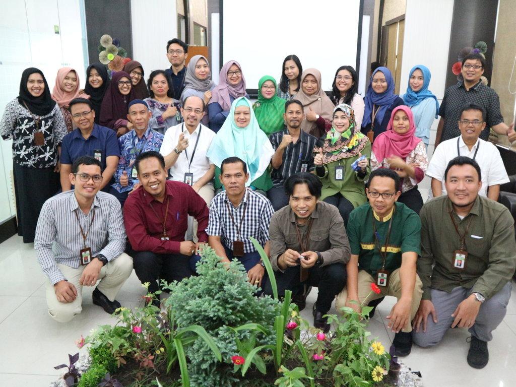 Kunjungan dan Pembinaan Kepala Kanwil DJKN RSK ke KPKNL Pekanbaru