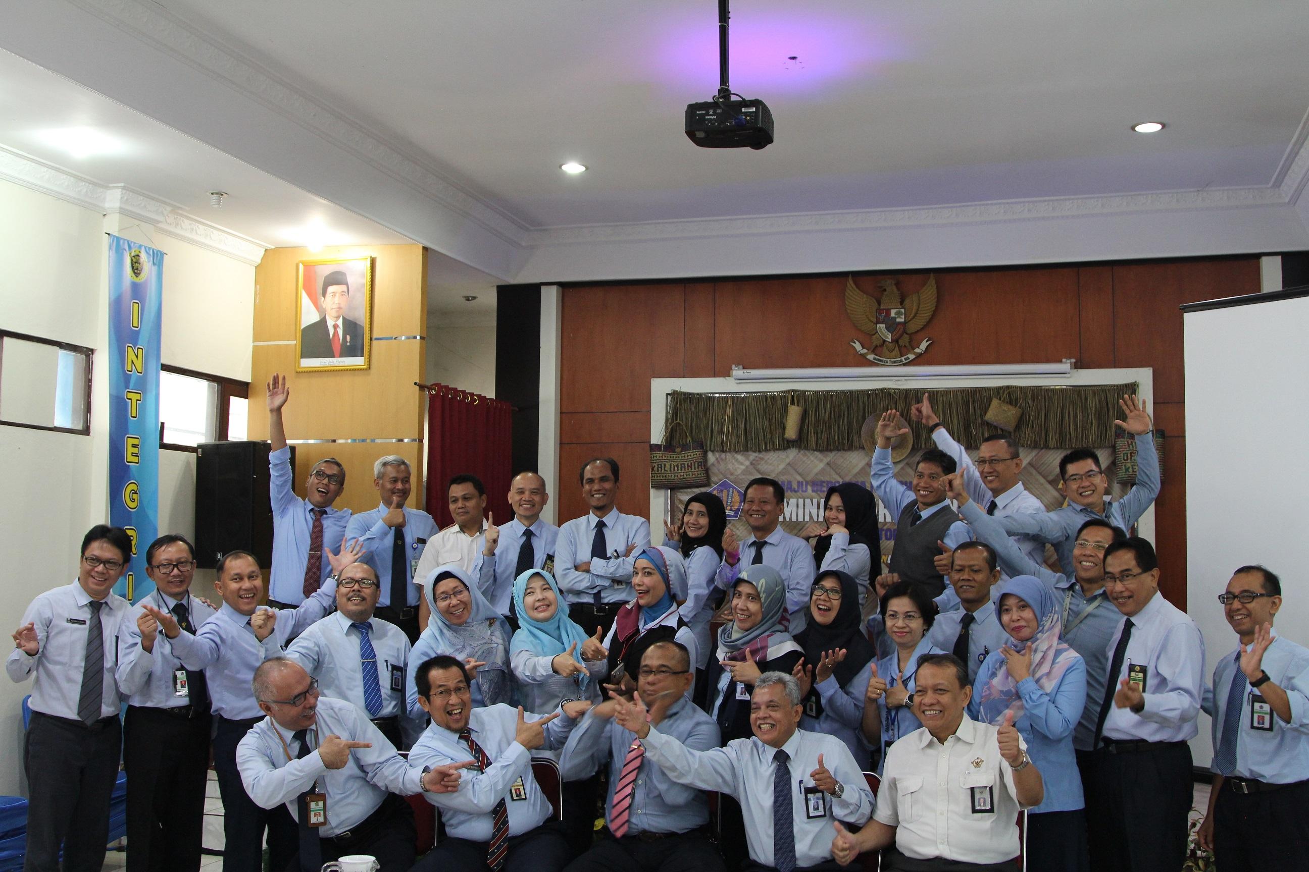 Seminar Hari Oeang Ke 73, Kalimantan Untuk Indonesia