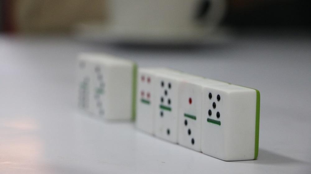 Permainan Gaple Hadir di HORI ke 73 kota bukittinggi
