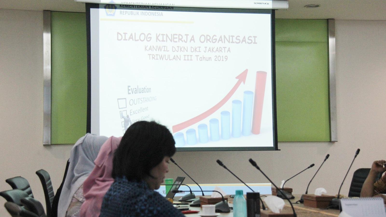 Dialog Kinerja Organisasi Triwulan III 2019 Kanwil DJKN DKI Jakarta