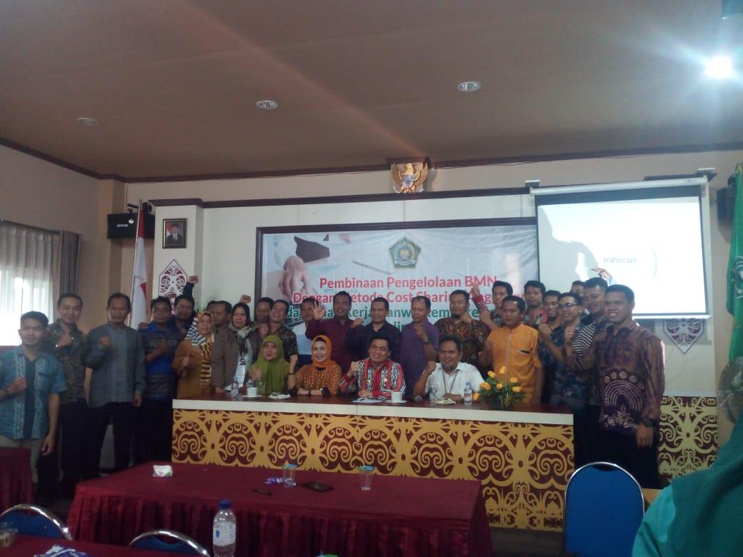 KPKNL Balikpapan Berikan Edukasi Terkait Revaluasi & PSP ke Kanwil Kemenag Provinsi Kalimantan Timur