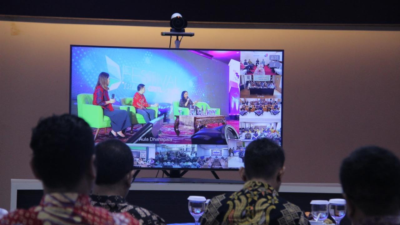 Tak Ada Lagi Kesenjangan Informasi, Bincang Kebangsaan Bisa Diikuti Live! dari Aula GKN Balikpapan