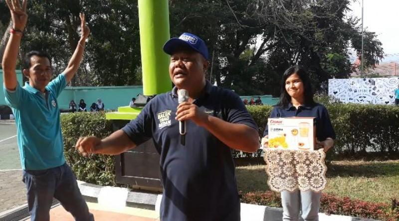 DJKN Lampung-Bengkulu Salurkan Rp1,6 Juta Hasil Lelang Amal