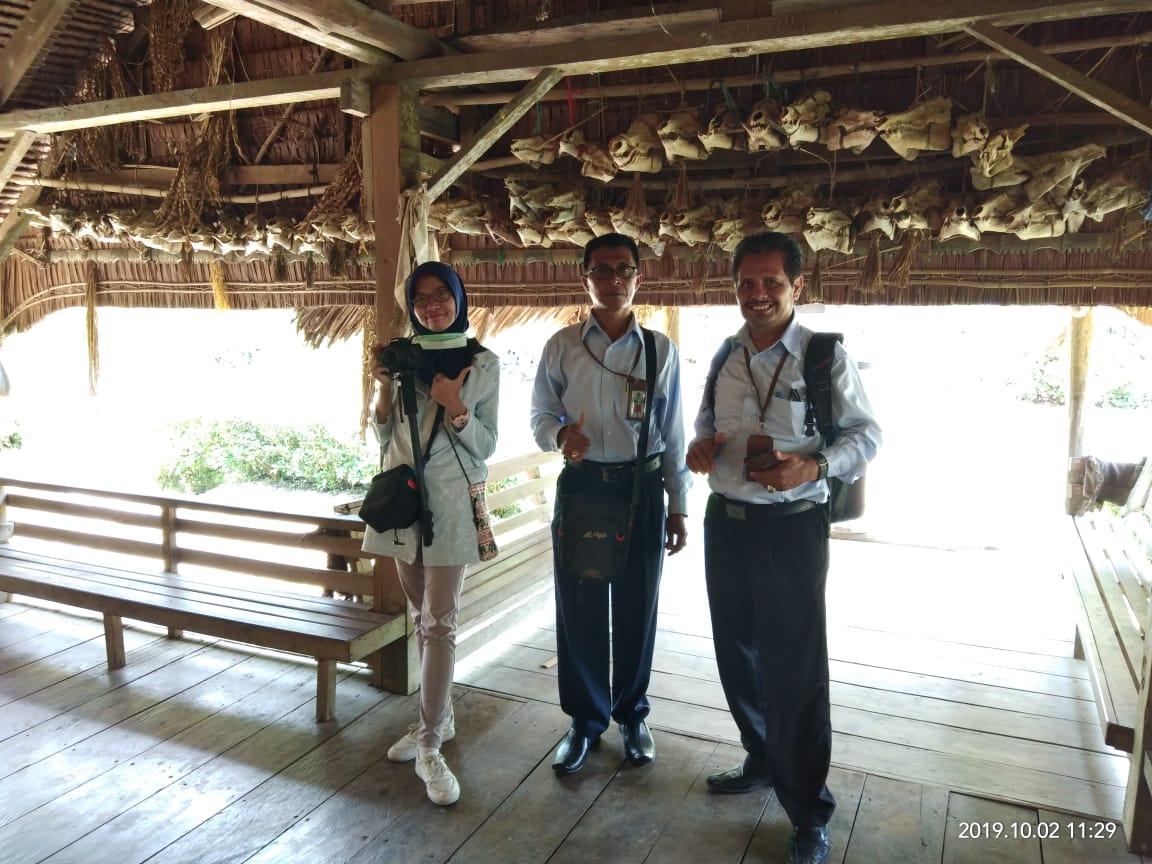 Pesona Alam di Kampung Siberut Selatan