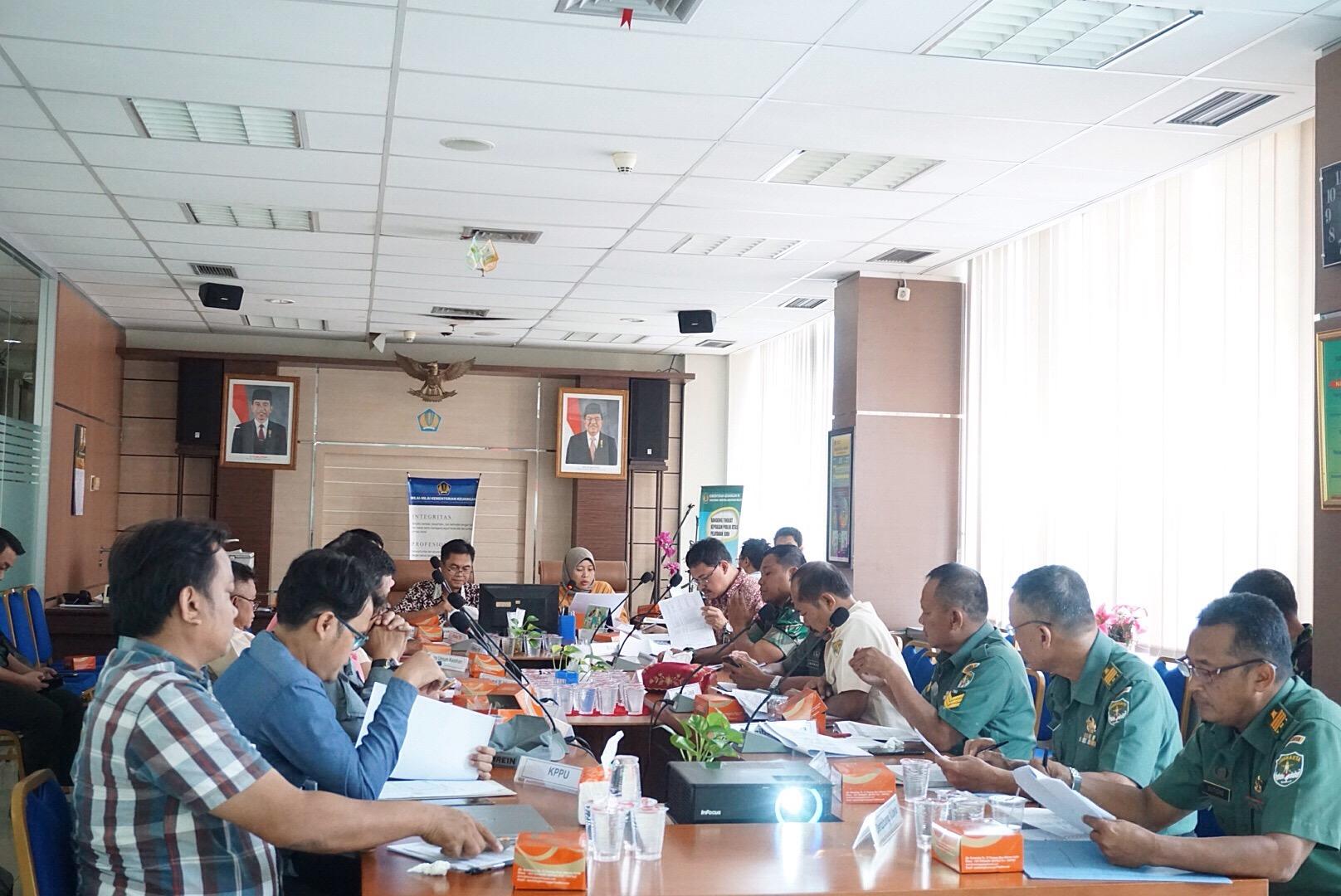 KPKNL Jakarta V Mantapkan Target Sertifikasi BMN Tahun 2019 Bersama Satuan Kerja